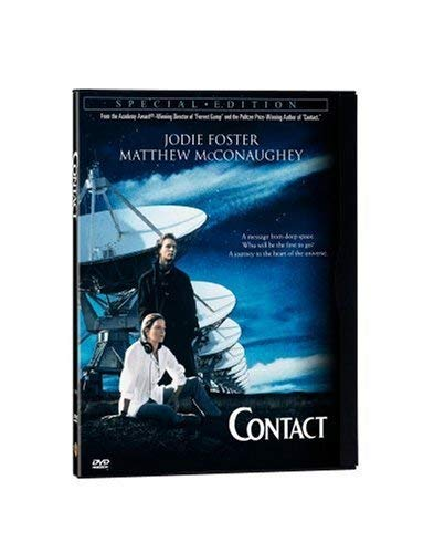 Contact (Snap Case)  DVD - GoodFlix