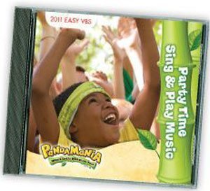 Party Time Sing & Play Music CD