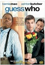 GUESS WHO (DVD MOVIE)