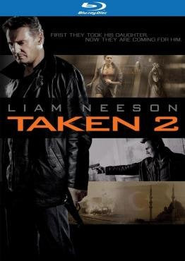 Taken 2 Blu-ray  Blu-ray - GoodFlix