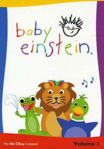 Baby Einstein, Vol. 1 (Baby Bach / Baby Newton / Language Nursery / Baby Shakespeare)
