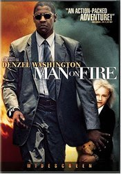 MAN ON FIRE MOVIE  DVD - GoodFlix