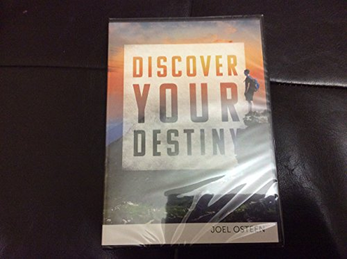 Discover Your Destiny - 31 day audio series  Audio CD Library Binding - GoodFlix