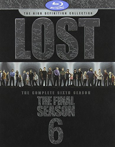 Lost: The Complete Sixth and Final Season [Blu-ray]  Blu-ray - GoodFlix