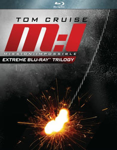 Mission: Impossible - Extreme Trilogy (Mission: Impossible / Mission: Impossible 2 / Mission: Imposs