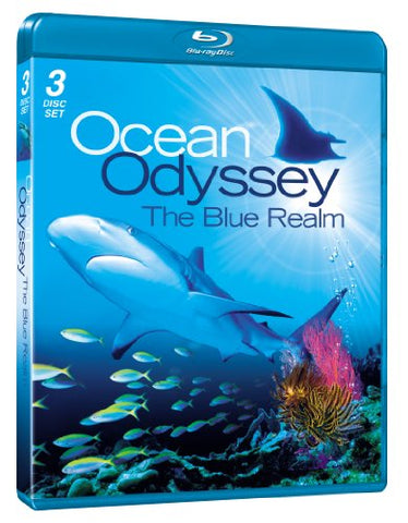 Ocean Odyssey: The Blue Realm [Blu-ray]