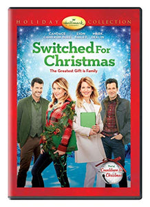 SWITCHED FOR CHRISTMAS Hallmark DVD
