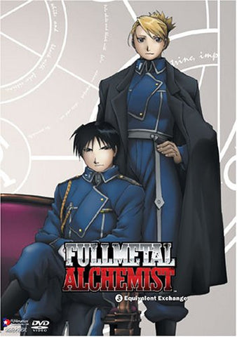 Fullmetal Alchemist, Volume 3: Equivalent Exchange (Episodes 9-12)