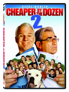 CHEAPER BY THE DOZEN 2  DVD - GoodFlix