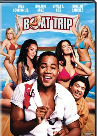 Boat Trip (R-Rated Edition)  DVD - GoodFlix