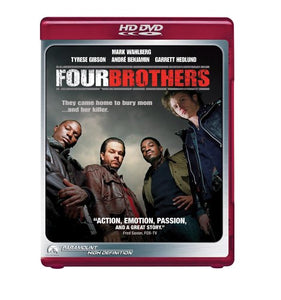 Four Brothers [HD DVD]