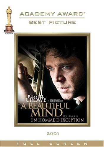 A Beautiful Mind (Two-Disc Awards Edition)  DVD - GoodFlix
