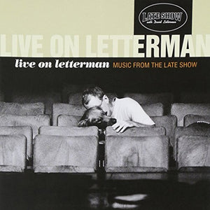 Various Artists - Live On Letterman: Music From The Late Show