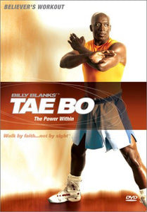Billy Blanks' Taebo Believers Workout - Power Within  DVD - GoodFlix