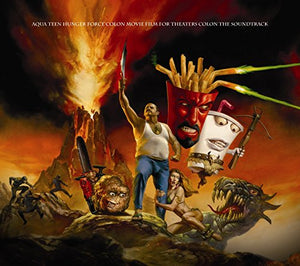 Aqua Teen Hunger Force Colon Movie Film For - Aqua Teen Hunger Force Colon Movie Film For Theaters