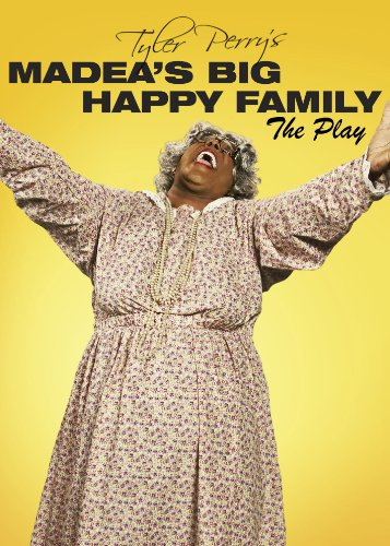 Tyler Perry's MadeaÌ_墉ۡóÁí¢?í£̴å¢s Big Happy Family (Play) [DVD]  DVD - GoodFlix