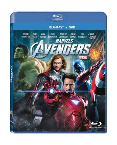 Marvel's The Avengers [Blu-ray]  Blu-ray - GoodFlix