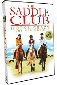 Saddle Club - Horse Crazy - The New Movie
