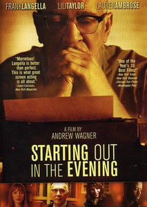 Starting Out In The Evening  DVD - GoodFlix