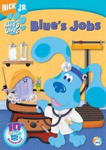 BLUE'S CLUES: BLUE'S JOBS / (FULL CHK) - BLUE'S CLUES: BLUE'S JOBS / (FULL CHK)