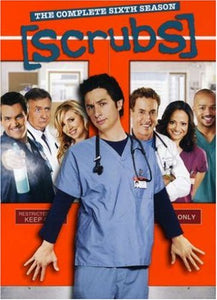 Scrubs: Season 6  DVD - GoodFlix