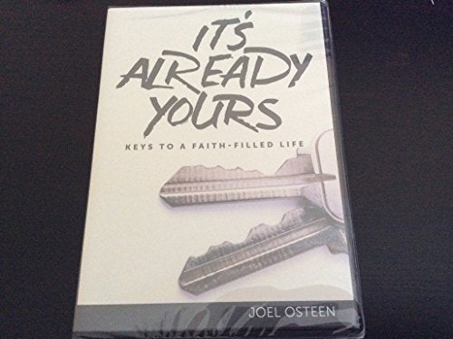Its Already Yours - 3 Messages Cd/dvd Joel Osteen