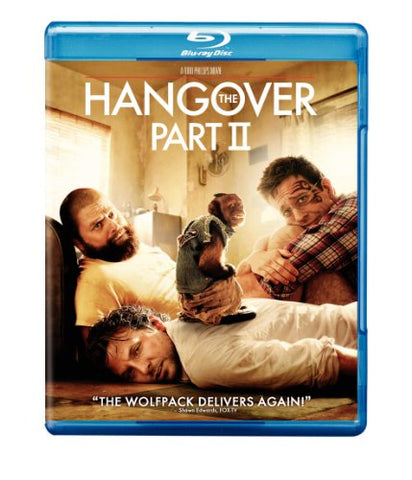 The Hangover Part II (Movie-Only Edition + UltraViolet Digital Copy) [Blu-ray]  Blu-ray - GoodFlix