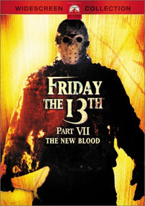 Friday the 13th, Part VII: The New Blood (Widescreen)  DVD - GoodFlix