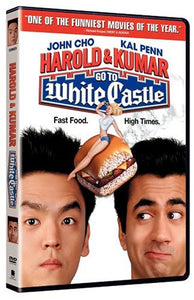 Harold & Kumar Go to White Castle (Rated Edition)  DVD - GoodFlix