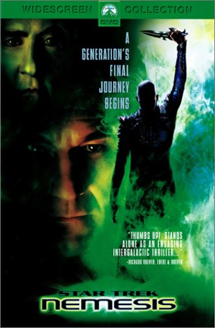 Star Trek - Nemesis (Widescreen Edition)