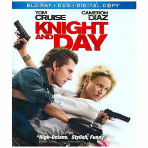 KNIGHT AND DAY  Blu-ray - GoodFlix