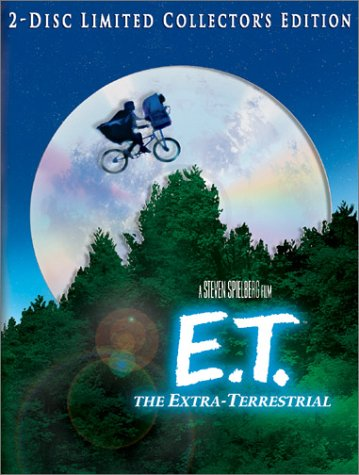 E.T.: The Extra-Terrestrial (Two-Disc Widescreen Limited Collector's Edition)