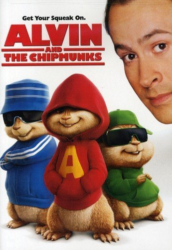 Alvin and the Chipmunks  DVD - GoodFlix