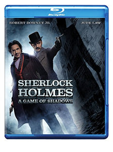 Sherlock Holmes: A Game of Shadows (Blu-ray)  Blu-ray - GoodFlix