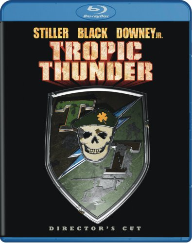 Tropic Thunder (Unrated Director's Cut + BD Live) [Blu-ray]  Blu-ray - GoodFlix