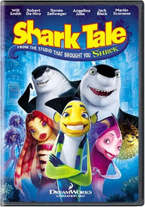 Shark Tale (Full Screen Edition)  DVD - GoodFlix