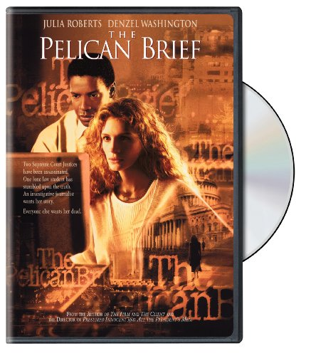 The Pelican Brief (Double Sided DIsc)