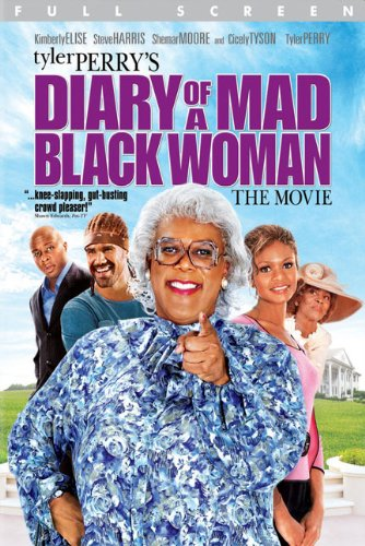 Diary of a Mad Black Woman (Full Screen Edition)  DVD - GoodFlix