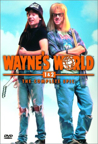 Wayne's World 1 & 2 - The Complete Epic  DVD - GoodFlix