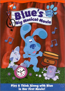 Blue's Clues - Blue's Big Musical Movie