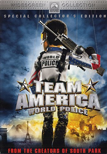 Team America - World Police (Special Collector's Widescreen Edition)  DVD - GoodFlix