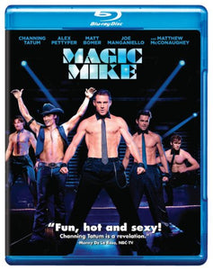 Magic Mike (Movie Only + UltraViolet Digital Copy) (Blu-ray)  Blu-ray - GoodFlix