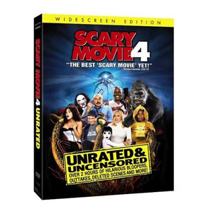 Scary Movie 4 (Unrated Widescreen Edition)