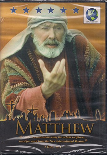 Matthew 2 Disc DVD Set