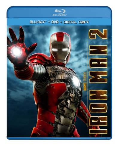 Iron Man 2 (Three-Disc Blu-ray/DVD + Digital Copy)  Blu-ray - GoodFlix