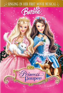 Barbie as the Princess and the Pauper  DVD - GoodFlix