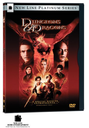 Dungeons & Dragons (New Line Platinum Series)  DVD - GoodFlix