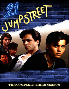21 Jump Street - The Complete Third Season  DVD - GoodFlix