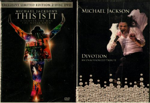 Michael Jackson : This Is It : 2-Disc Limited Edition : Michael Jackson Devotion Tribute with Beyonc
