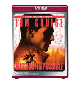 Mission: Impossible (Special Collector's Edition) [HD DVD]  HD DVD - GoodFlix